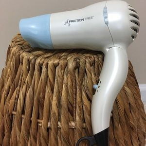 The Cricket Friction Free Hair Dryer! 💥
